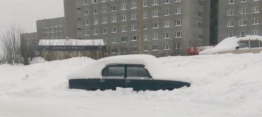 Усть-Илимск. Брошенные машины
