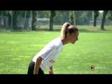 Первая тренировка первой женской команды Милана в Висмара! #ForzaMilan