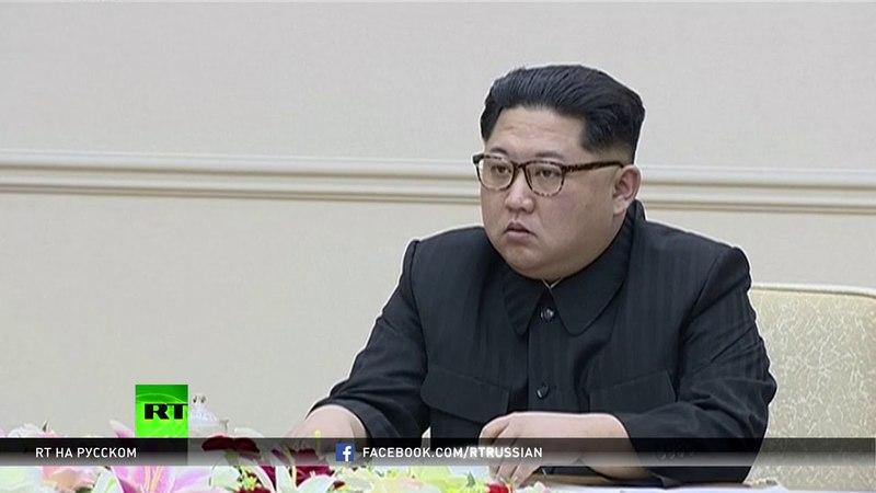 Северная Корея объявила о прекращении ядерных и ракетных испытаний