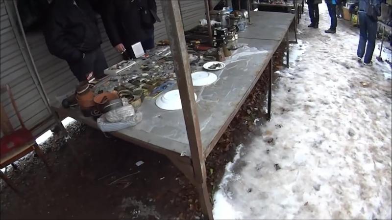Блошиный рынок в Питере.mp4