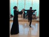 Рашид Багатаев и Зайнаб Махаева