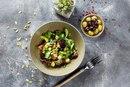 Рецепт весеннего салата из свежих овощей