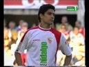 Sevilla FC vs Real Madrid 2004 2005