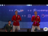 Выступление команды Федерации корэш России на Международном фестивале боевых искусств в Южной Корее | Сентябрь 2017