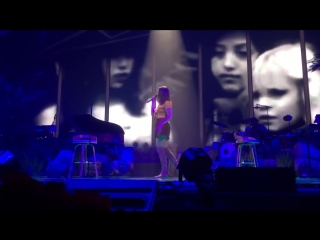 Lana Del Rey – Terrence Loves You (Live @ «LA To The Moon Tour»: «Palau Sant Jordi»)