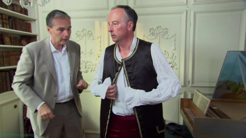 BBC «Как преуспеть при Версальском дворе» (Документальный, история, 2014)