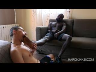 [hard kinks] fabien crunchboy  peter connor - the black master (1080p)