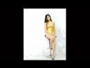 黄金の巨乳美少女 Vカットレオタード Asian Beauty huge breasts Tback leotard Monroe walk