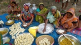 Potato Samosa ( Aloo Singara ) - Most Popular &amp Tasty Snacks Of Bengali Village Peoples