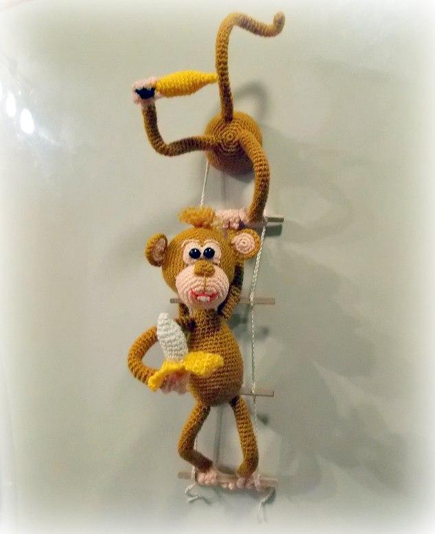 Магнитики на холодильник своими руками обезьянки
