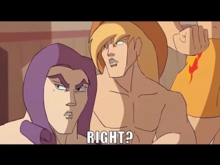 Reserved Reactions_ Friendship Is Manly_ Equestria Men ( 480 X 854 ).mp4