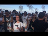 DaSmokinFrogz b2b Nastia Uvarova @ Epizode Vietnam Closing party, Eggs stage, 2018