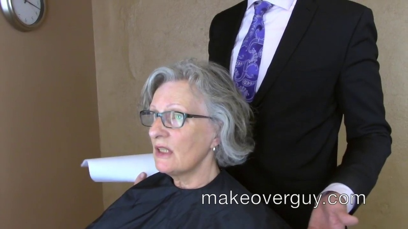 MAKEOVER The Years Have Been Washed Away by Christopher Hopkins The Makeover Guy®
