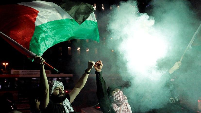 Южная Корея выступила с призывом по ситуации с протестами в секторе Газа