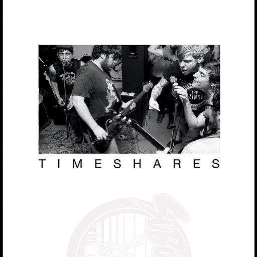 Timeshares альбом Split w/ Luther