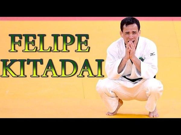 Felipe Kitadai compilation - The cat - 柔道