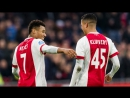 Justin Kluivert - David Neres l AJAX l 2017_18
