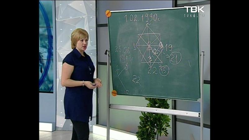 14-11 Таронумерология. Матрица судьбы