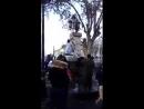 Moslem zerstört Jesus-Statue in Italien - Islam die tolerante Religion