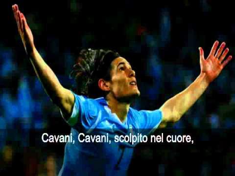 Arriva Cavani - Karaoke (italiano)