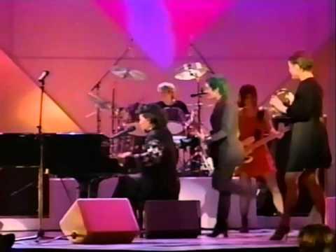 THE GO - GO'S LITTLE RICHARD - Tutti Frutti (Live 1994)