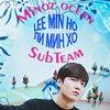 Minoz ocean SubTeam / Lee Min Ho / Ли Мин Хо