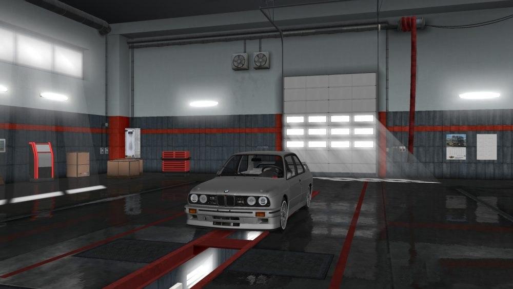 BMW M3 E30 + SOUND V1.0 [1.31]