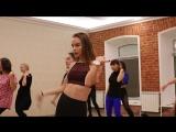 Мини-репортаж с занятия Vogue / Танцы в Омске / Студия танца Багира