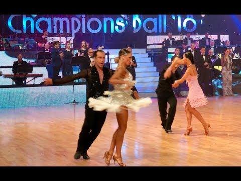 Riccardo Cocchi - Yulia Zagoruychenco, cha-cha-cha, Champions Ball 2018