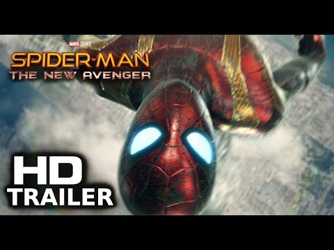 Spider-Man: The New Avenger (2019) Teaser Trailer - Tom Holland, Zendaya Sequel Concept [Fan Made]