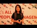 Видеообращение основателя WOW!HR Гоар Ананян