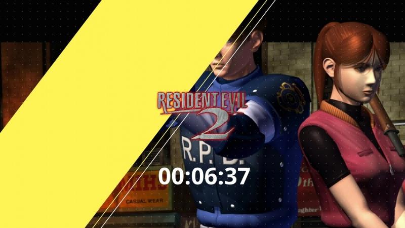 Resident Evil 2 (PSOne) – ретрострим Завтракаста