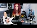 LINKIN PARK - One Step Closer [GUITAR COVER] 4K - Tribute to Chester Bennington | Jassy J