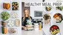 MEAL PREP 9 ingredients for flexible healthy recipes