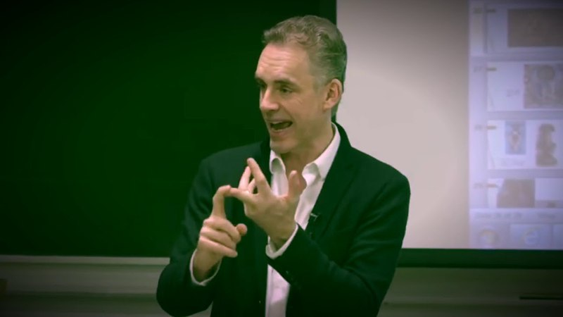 Jordan Peterson: The Only Theory on Life I Believe to be TRUE