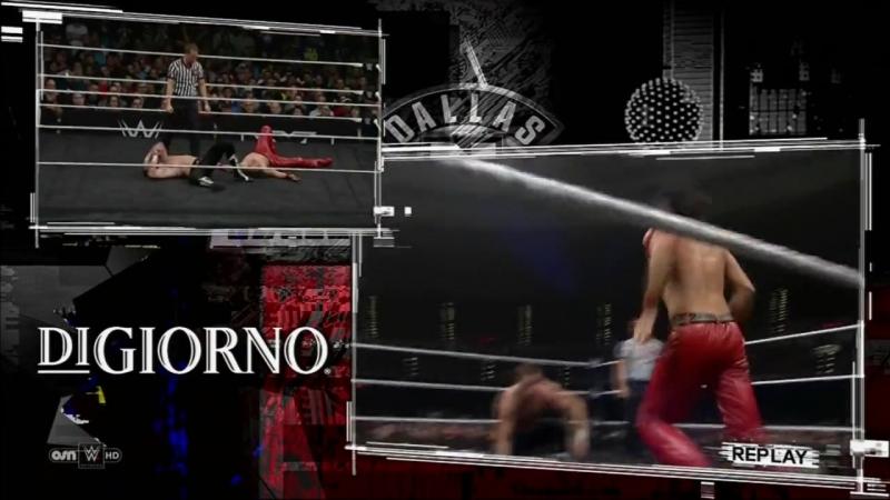 NXT TakeOver - Dallas (2016) - Shinsuke Nakamura vs Sami Zayn