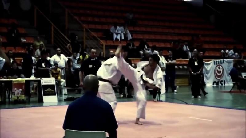 киокушинкай карате [ KIND ]