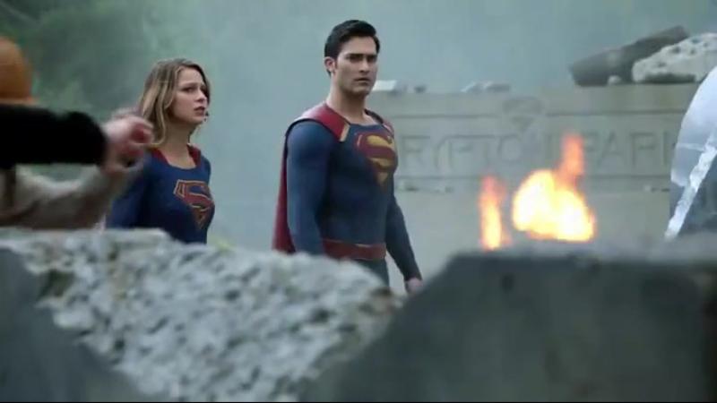 — Я должен был быть здесь.Я должен был знать. © Супермен |02х02|