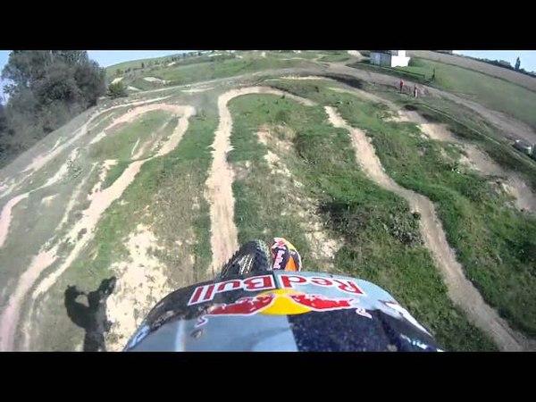 Ken Roczen Supercross Training - TransWorld Motocross