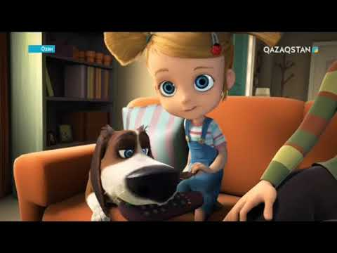 Оззи:Иттердің қашу жоспары Жаңа Қазақша мультфильм