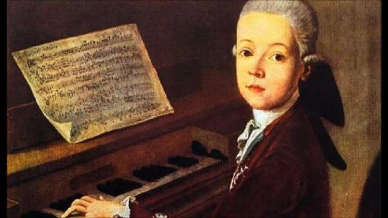 Моцарт Иоганн Хризостом Вольфганг Теофил Готтлиб Моцарт