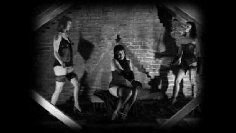 Bettie Page Rampage 1 (18, boobs, spanked, порка, бдсм, госпожа, bdsm, fetish, бондаж, фетиш, рабыня, фемдом, эротика, erotic)