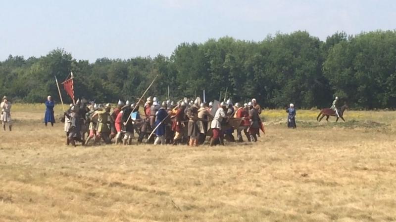 Локальные войны в Кинель Черкассах