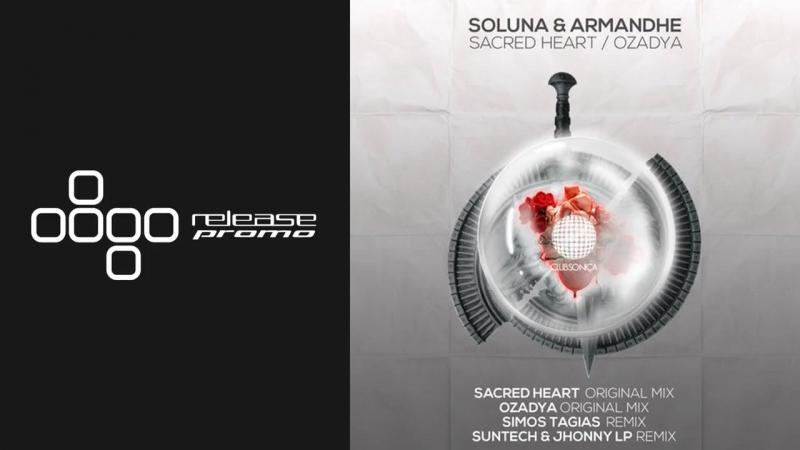 Soluna u0026 Armandhe Ozadya Suntech u0026 Jhonny LP Remix Clubsonica Records