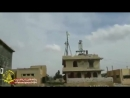 First footages of liberation of Deir al-Adas by Fatemiyoun fighters in Daraa, Syria. - - via @Fatemiyoun1434