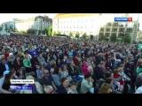 «Хор Турецкого» исполнил в Берлине песни военных лет