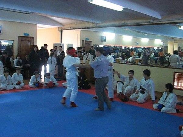 Городской чемпионат по Джиу джитсу 12 02 2012 года 20