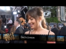 New Interview of Dakota at the Golden Globes 2018