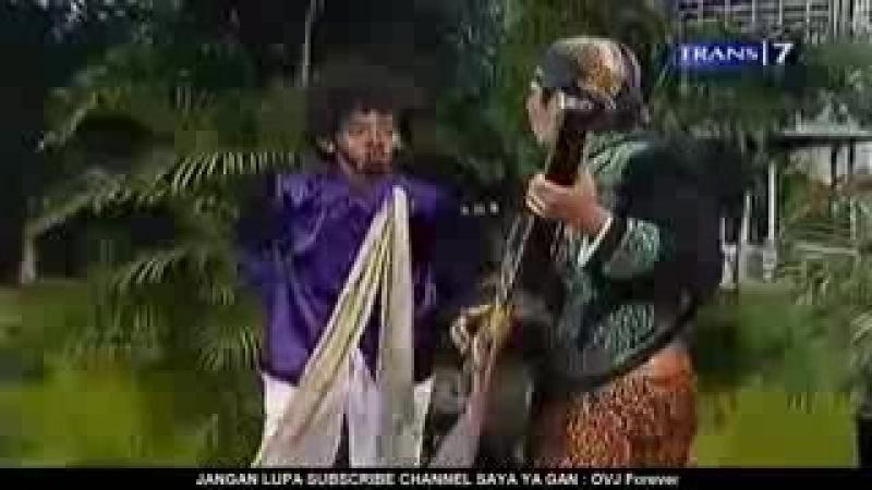 Opera Van Java (OVJ) - Episode Kisah Cinta Bang Jeki dan Zakia - Bintang Tamu Dede dan Opie Kumis