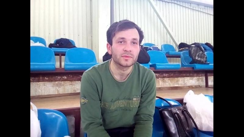 Интервью Александра Думчева (КНИ 464) при непосредственной поддержке Владимира Коломиеца (КНИ 464)